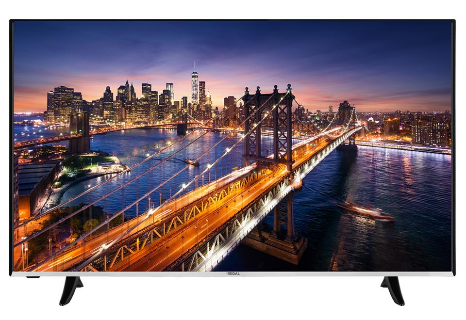 Regal 55R7540UA 4K Ultra Hd 55 inc 140 Ekran Uydu Alıcılı Smart LED Televizyon