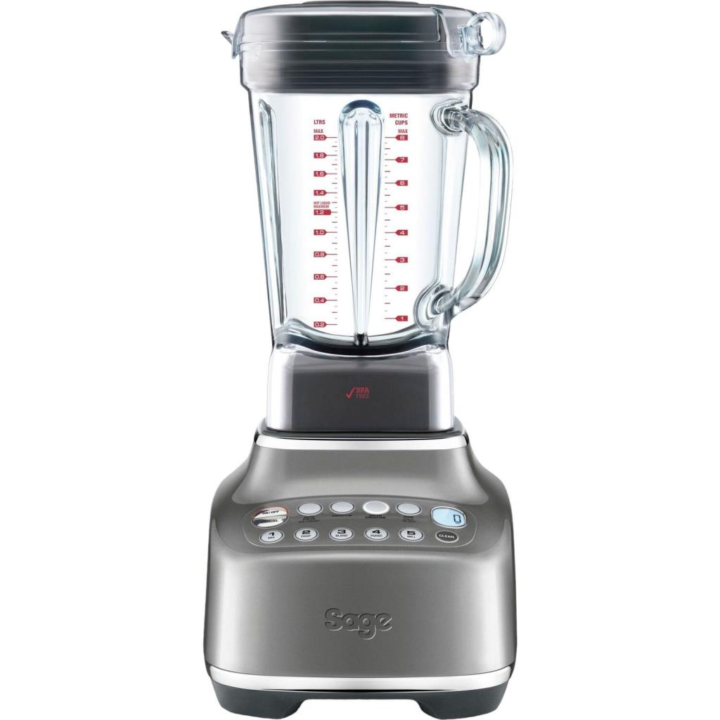Sage SBL820 SHY The Q Super 2400 W Blender
